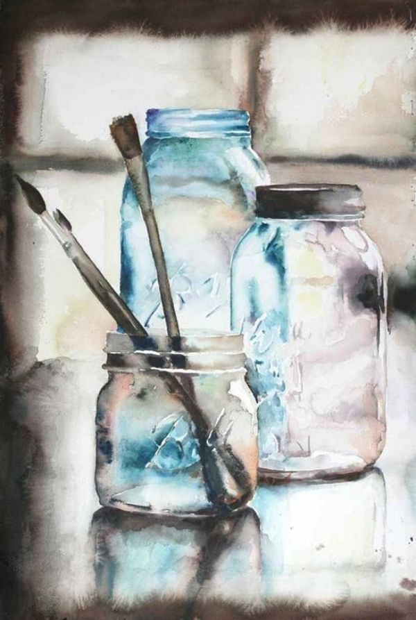 10 Best Watercolor Techniques Everyone Should Try # Watercolor Techniques #a ...