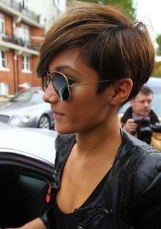 12 pretty short hairstyles for women #rockabilly hairstyles #bob #women women #gl ...
