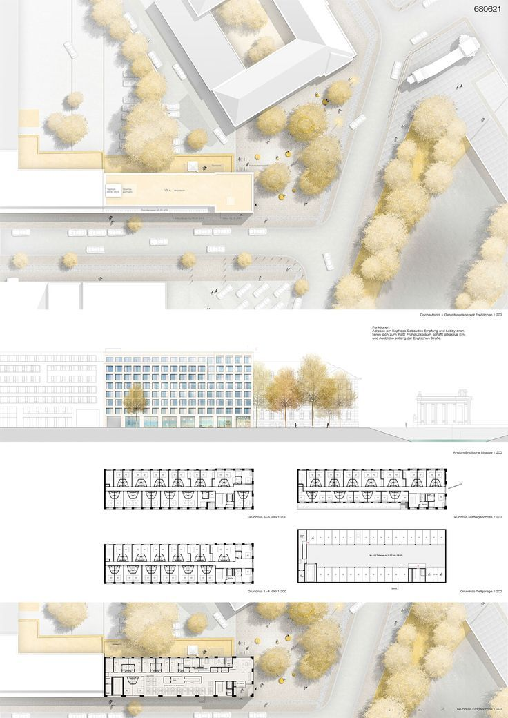 1st prize New construction of a B & B Hotel ... competitionline