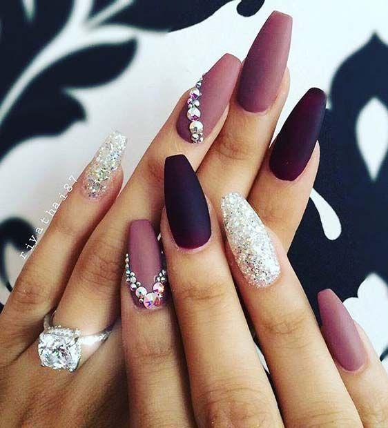 23 nail design ideas Perfect for the buzzer #cute #acrylic #shellac #shortnail ...