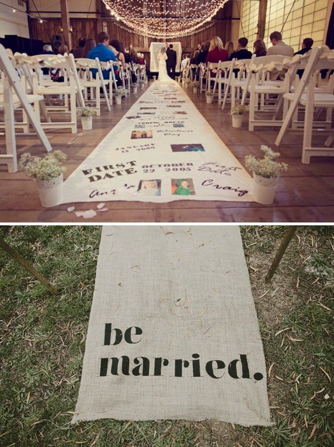 26 Unique Ideas for your Wedding! Ideas for decorations, reception tips, bridesm...