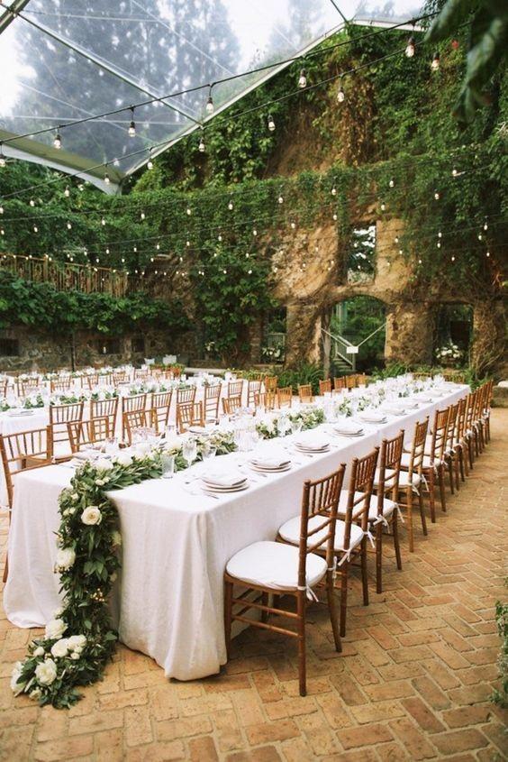 30+ Outdoor Wedding Decoration Ideas Wow Your Guests #octoberwedding #boyfriend ...