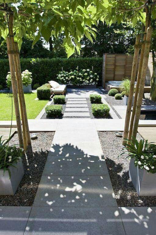35 Intelligent and Stylish Garden Screening Ideas to Transform Your Garden ...