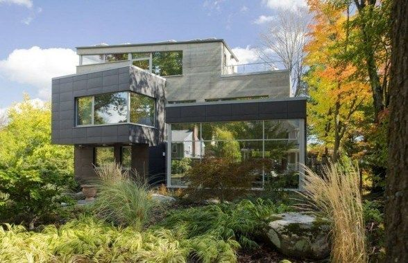 38 Best Design Sustainable Architecture Green Building Ideas - HOOMDESIGN