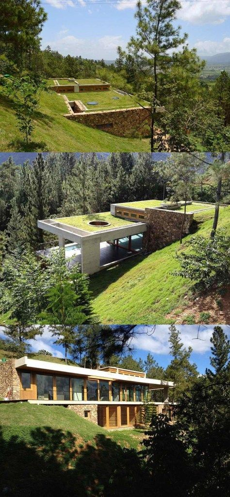 An Eco-Friendly Luxury Home – Sustainable Architecture...