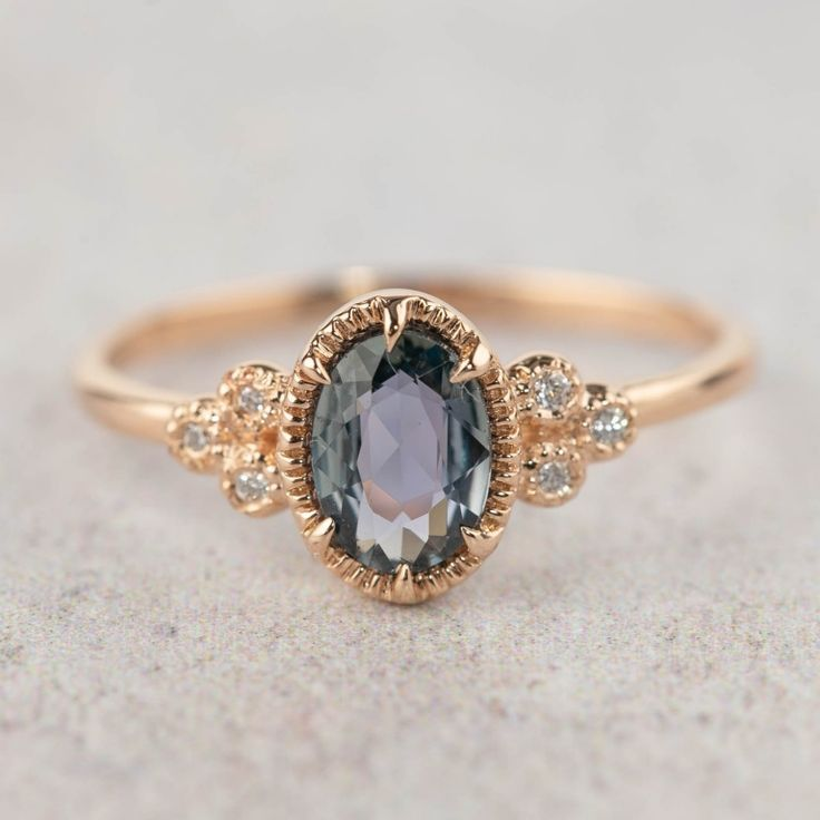 8 Stunning Engagement Rings From Etsy that Cost Less Than $1,000   Intimate Wedd...