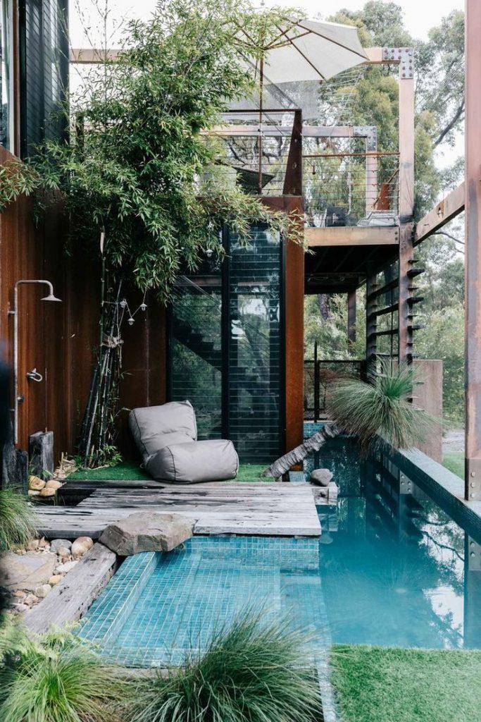 Callignee II is a remarkable house, operating on e... - #australian #Callignee #...