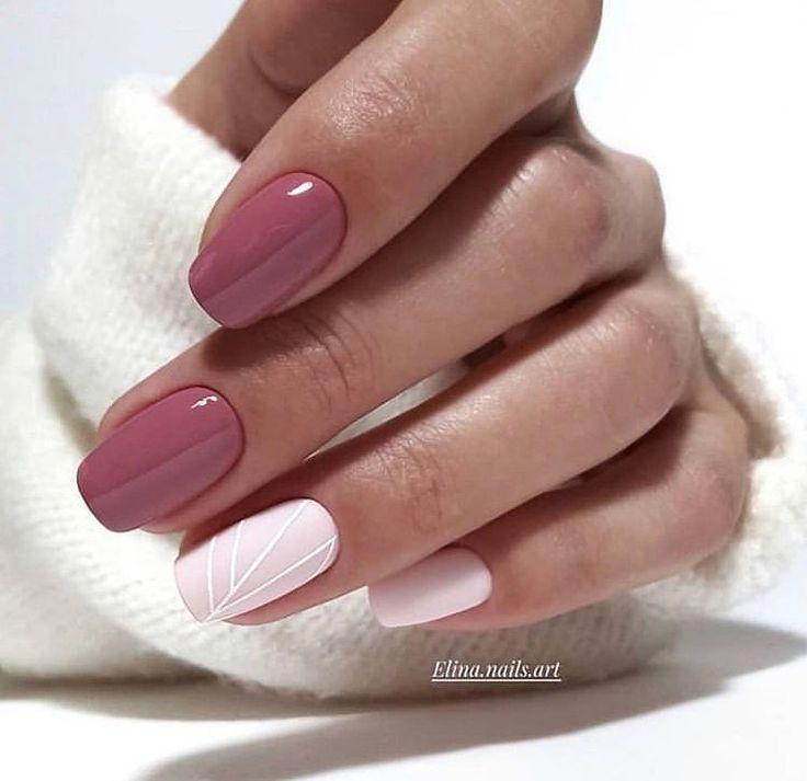 32 Eye Catching Nail Design Ideas Perfect For Four Season #nails #nailart #naild...