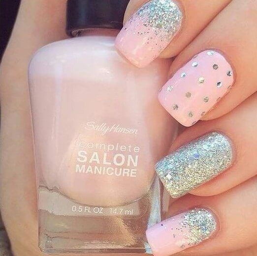 50 Sweet Pink Nail Design Ideas for a Manicure That Need What You Need