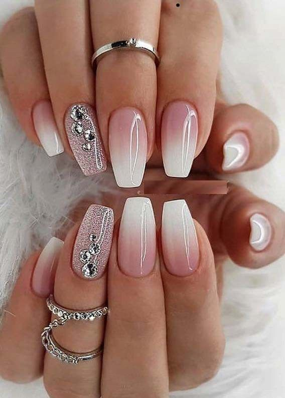 Outstanding Nail Designs for Women in 2019 - Nails - #Women # for #H ...