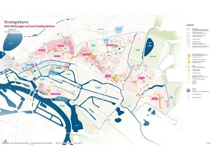 Urban Catalyst (2014): Destination image Hamburg East, via urbancatalyst stu ...