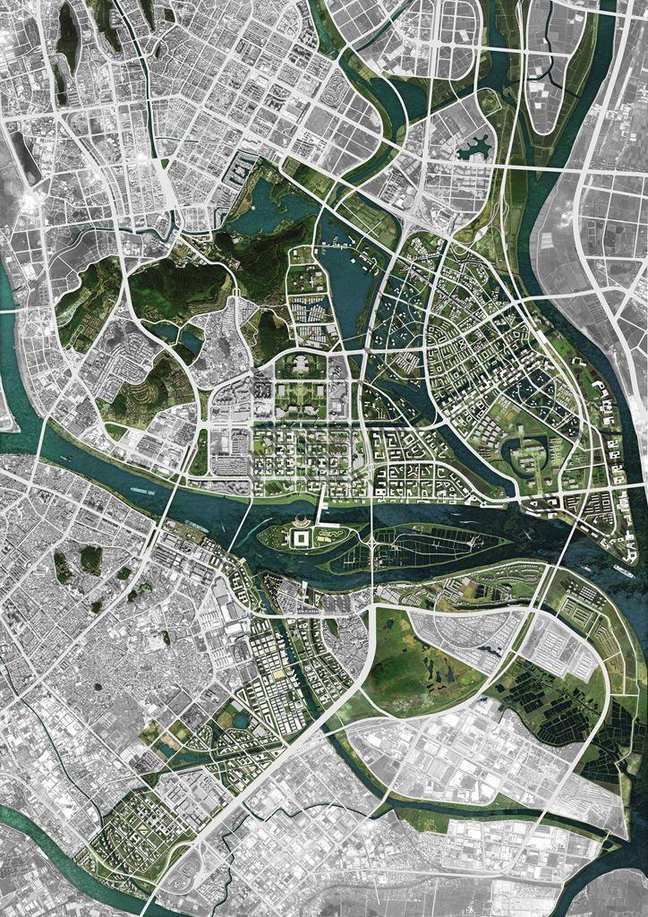 OMA (2014): Shunde City (CH), via afasiaarq.blogspo ...
