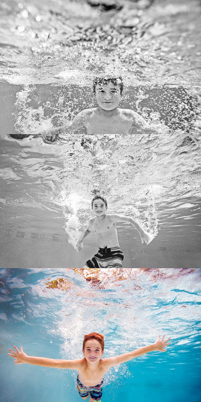 underwater photography children's underwater photos...
