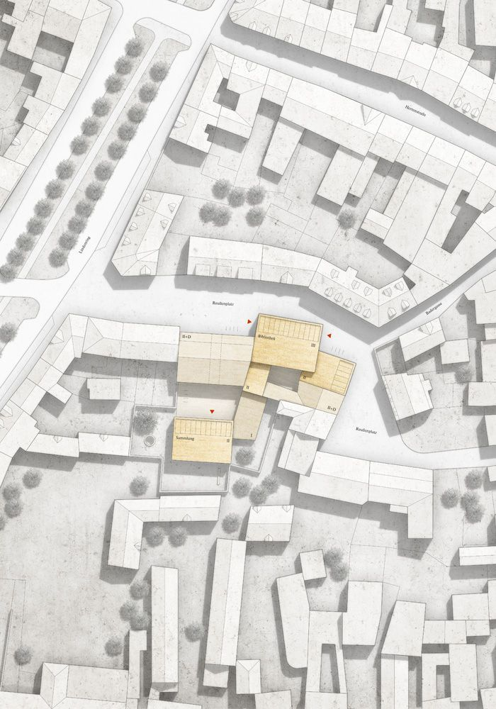 Recognition, Weis & Volkmann Leipzig with ZILA Leipzig - Site Plan - #Recognition ...