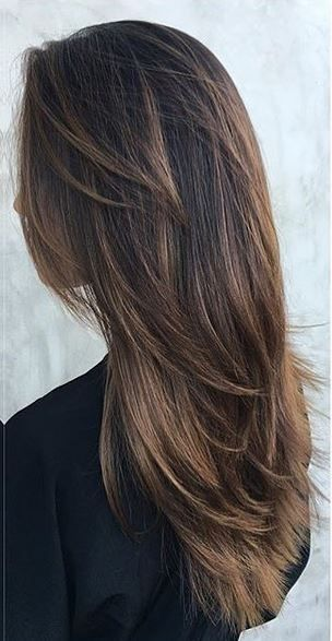 Are you looking for the latest long hairstyles for your hair? Then you are here ...