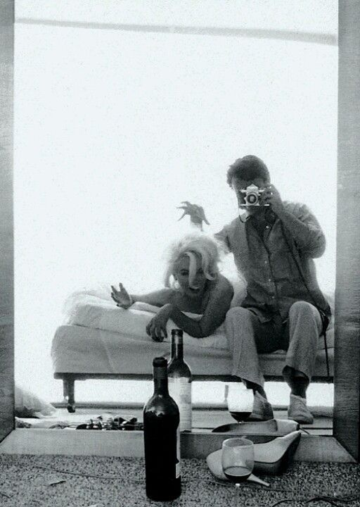 Bert Stern's Beautiful Photography and Less-Beautiful Personal Life, on Scre...