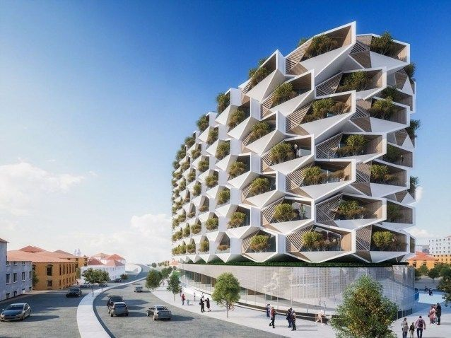 Best Design Sustainable Architecture Green Building Ideas 30