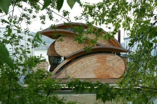 Best Design Sustainable Architecture Green Building Ideas 37