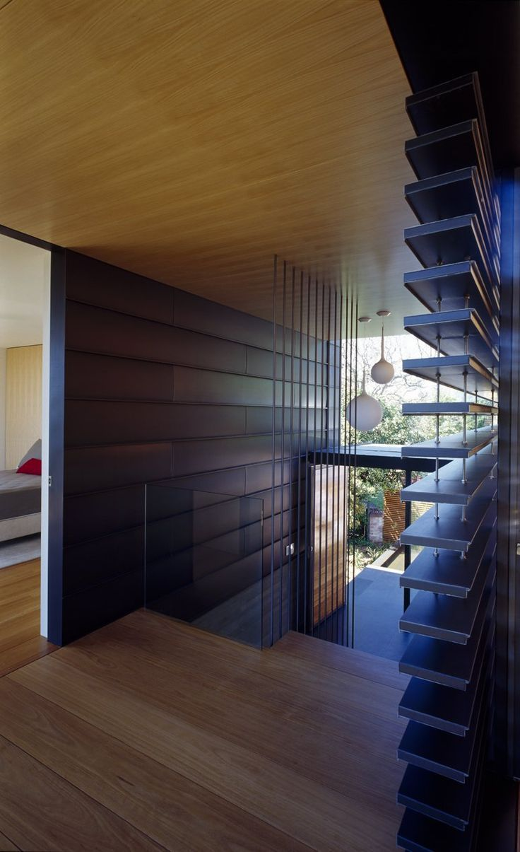 Bluestone and zinc architecture for Balmoral home – Sustainable Architecture w...
