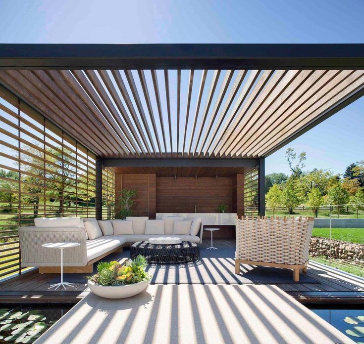 BOSS Architecture designed the Countryside Lane Residence, nestled in a .....