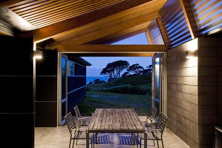 Bream Tail house by SGA Architects – Sustainable Architecture with Warmth & Te...