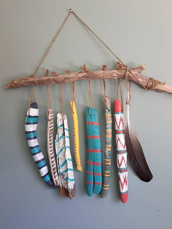 Choose whether to hang indoor or out, this unique piece will bring whimsy, fun, ...