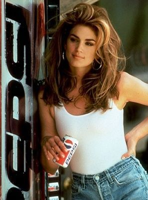 Cindy Crawford Pepsi commercial