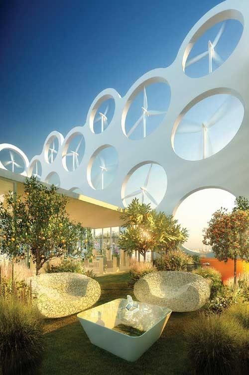 Cor, Miami - Uno de los edificios más sostenibles del mundo. More