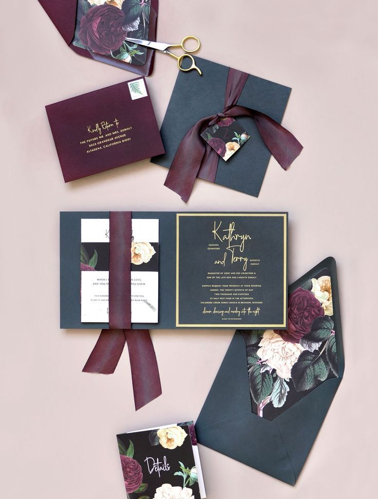 Design and Printing: Smitten on Paper | Seed Paper and Hand Dyed Silk Ribbon: Of...