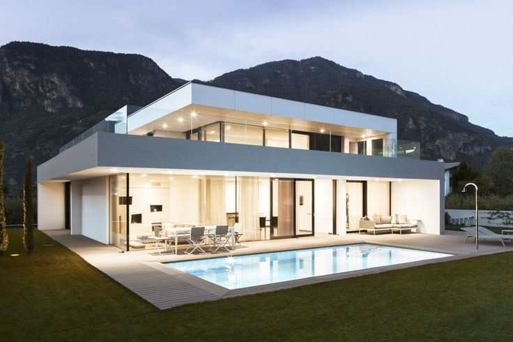 design m2 house monovolume Sustainable Building in Italy Housing Two Separate Ap...