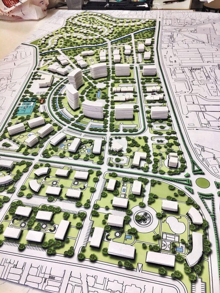 Dokuz Eylül Üniversitesi ŞBP 201 Projesi #urbanplanning #urbandesign