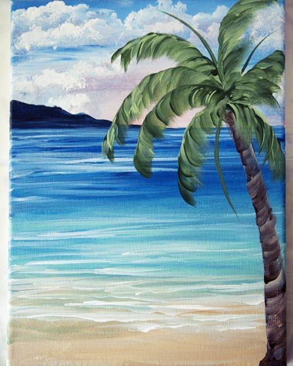 Easy Acrylic Painting Ideas On Canvas Vivian C Hernandez Home