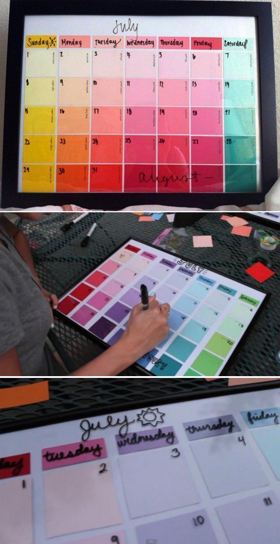 Easy DIY Projekt und Kunsthandwerk für Teen Schlafzimmer  #diyprojects #kunstha...
