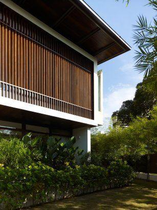 Exotic resort-style architecture on Singapore's Sentosa Island – Sustainable...