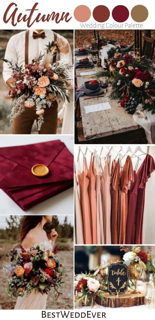 Burgundy Wedding Invitation Set, Marsala Wedding Invitation, Burgundy Wedding Set, Unique ...