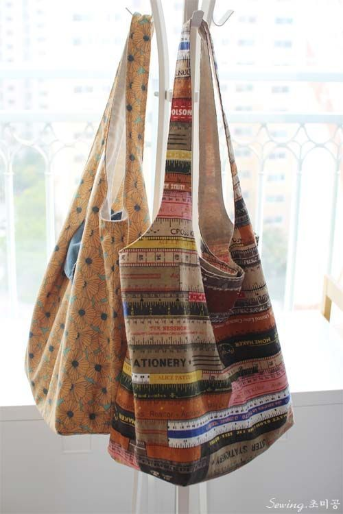 Fast & Easy Hobo Bag Sewing Tutorial with Color Photos, Step by step, Make it Yo...