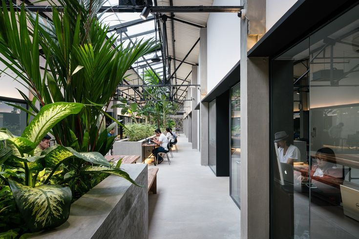 Gallery of Jungle Station / G8A Architecture & Urban Planning - 9