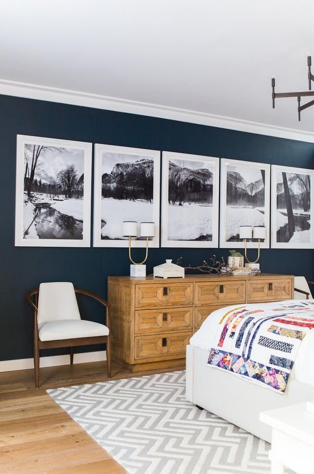 How To Create A Gallery Wall with a Modern Twist | Apartment Therapy