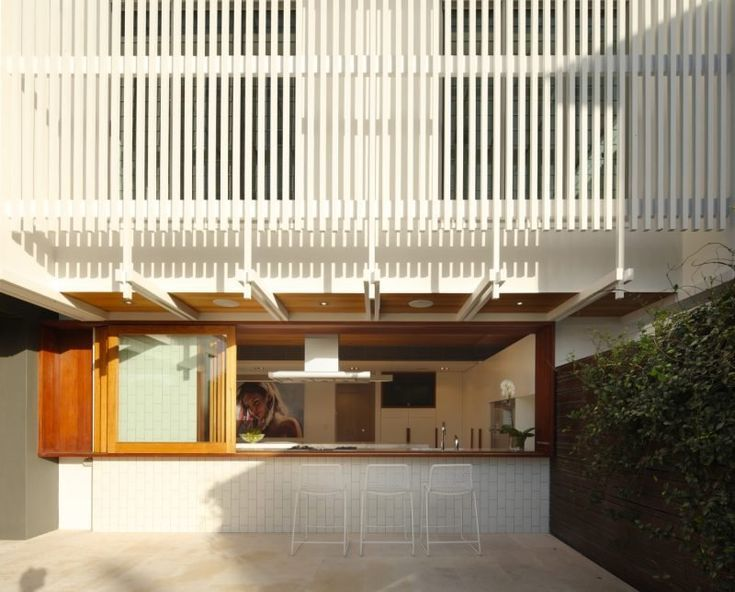 Inner-city Brisbane architecture: the Park House – Sustainable Architecture wi...
