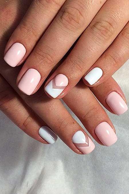 Light Pink Nail Designs 2017  #designs #light