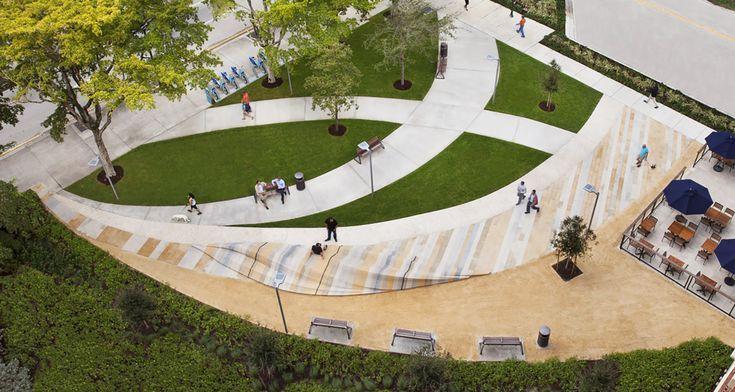 Mikyoung Kim Design -   The Alexander Art PlazaMikyoung Kim Design - Landscape A...