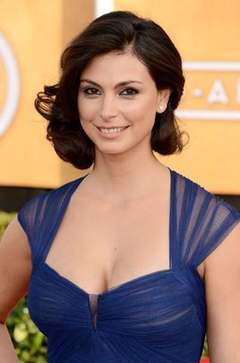 Morena Baccarin is a Brazilian American actress. She portrays Leslie Thompkins o...