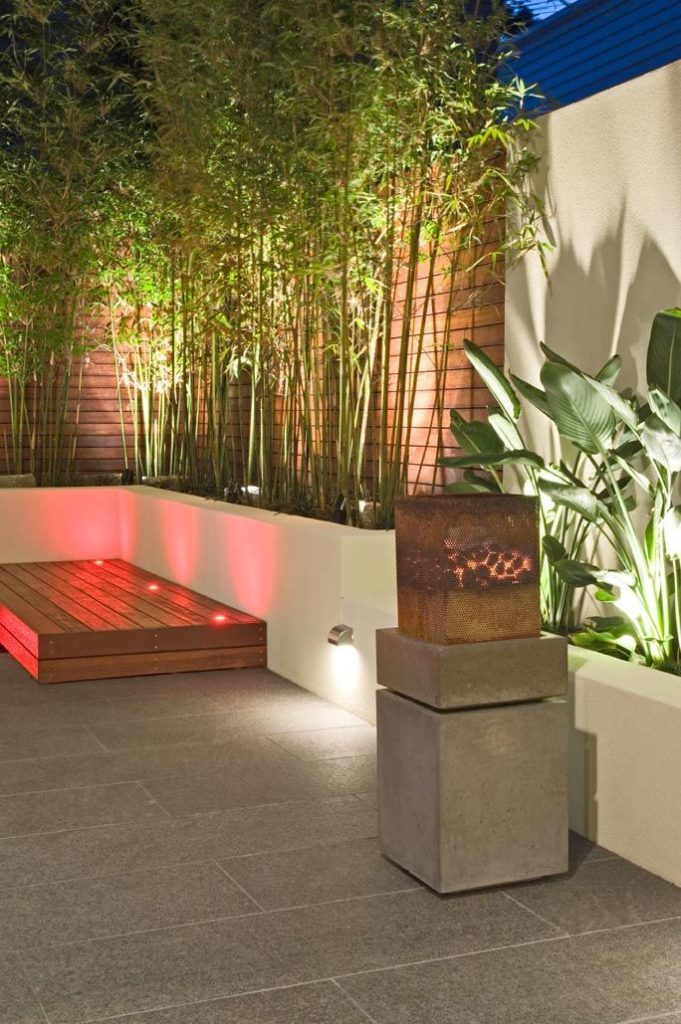 Multi-award winning courtyard design – Sustainable Architecture with Warmth & ...