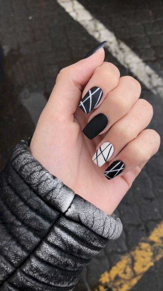 Nails; Natural Nails; Solid Color Nails; Acrylic Nails; Cute Nails;Wedding Nails...