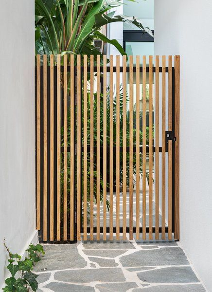 Outdoor, Vertical Fences, Wall, Landscape Lighting, Pavers Patio, Porch, Deck, S...