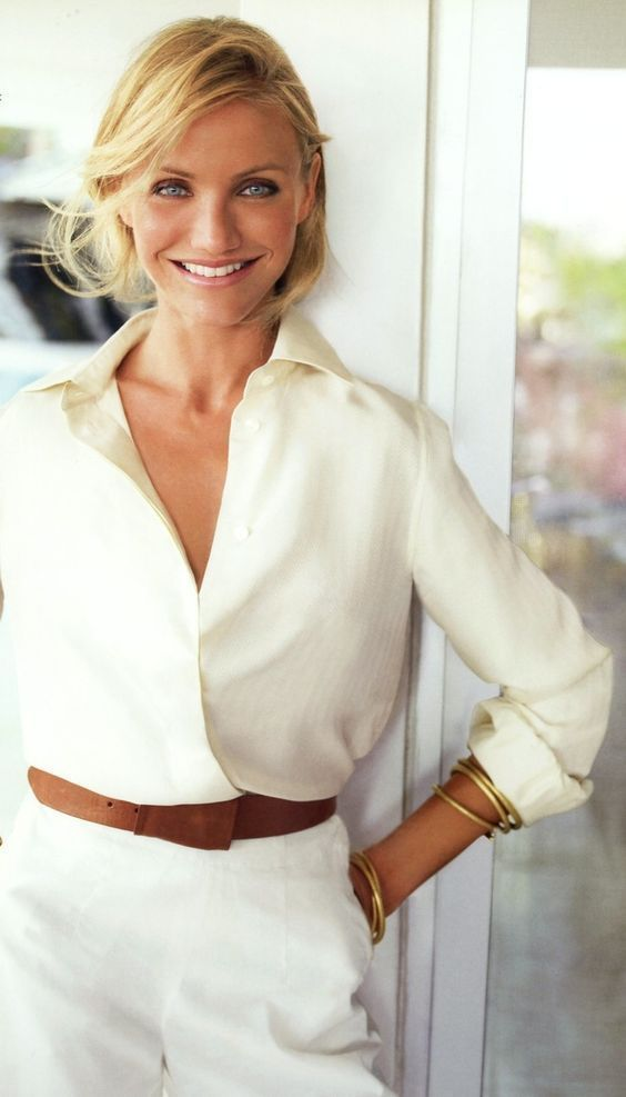 Outfit over 40: Cameron Diaz