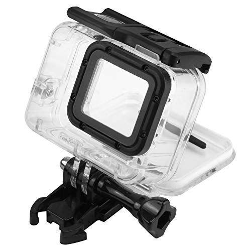 Professional Waterproof case for GoPro Hero 2018/7/6/5, Pressure-Resistant Waterproof 45m Und...