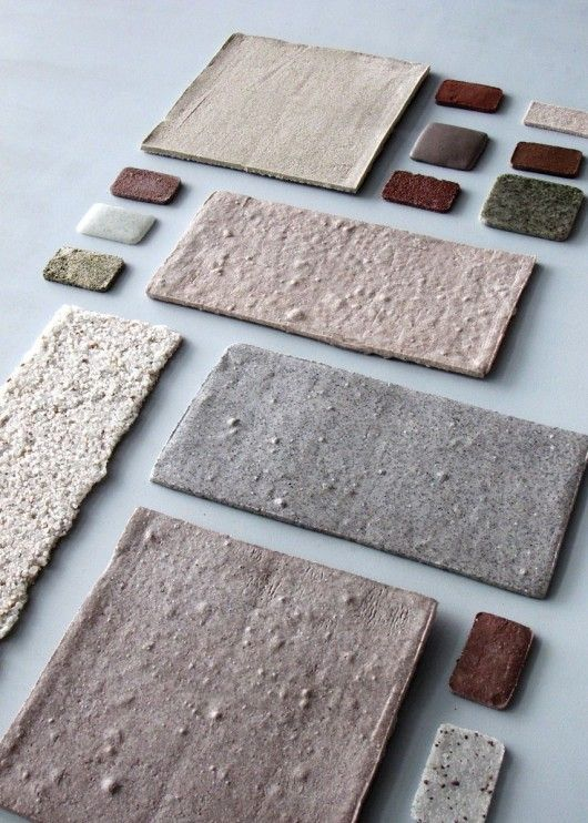 Seaweed, Salt, Potatoes, & More: Seven Unusual Materials with Architectural Appl...