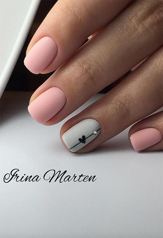 Short Nail Designs: Nail Art Designs for Short Nails to Try