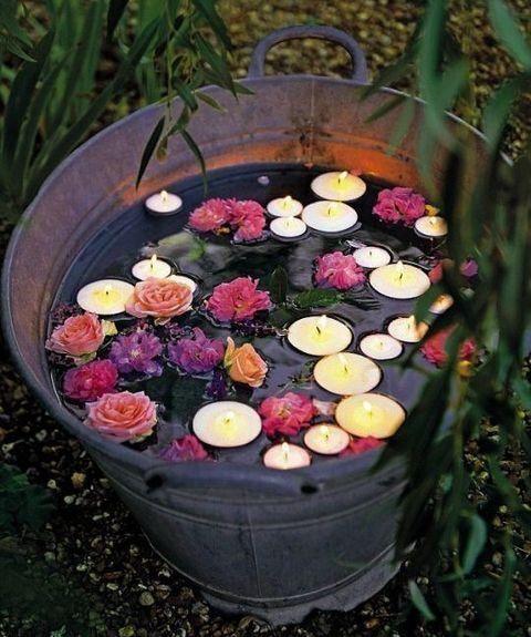 Simple Cute Spring Backyard Wedding Ideas | HappyWedd.com #PinoftheDay #simple #...